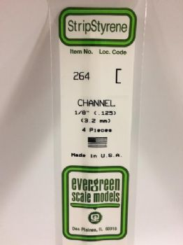 1/8 CHANNEL EVERGREEN (4)
